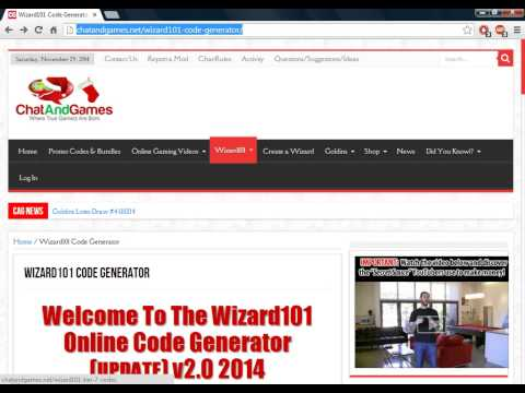 Wizard101-How to get FREE CROWNS, MEMBERSHIP, GOLD and more!