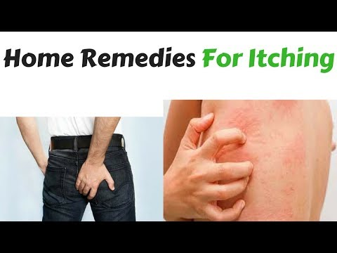Home Remedy for Skin Itching and Redness | Bath Remedies for Itchy Skin