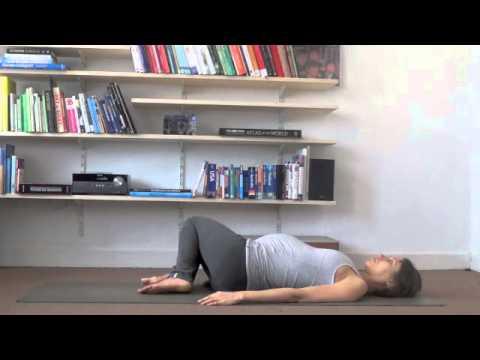 simple exercises for lower back, pelvis & tailbone