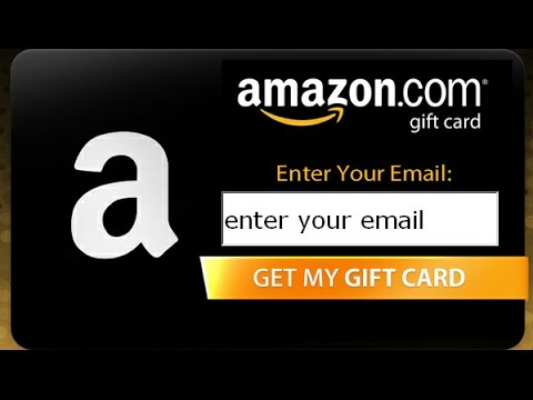 How to Use Amazon Gift Card Online