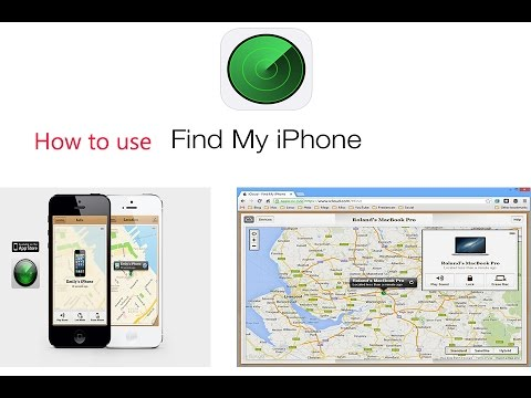 How to Find Your lost iphone ipad ipod macbook