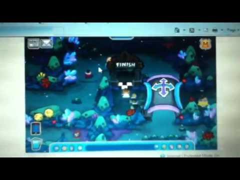 How to get through the underwater maze