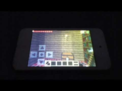 How to duplicate items in Minecraft pocket edition v0.7.5 alpha!