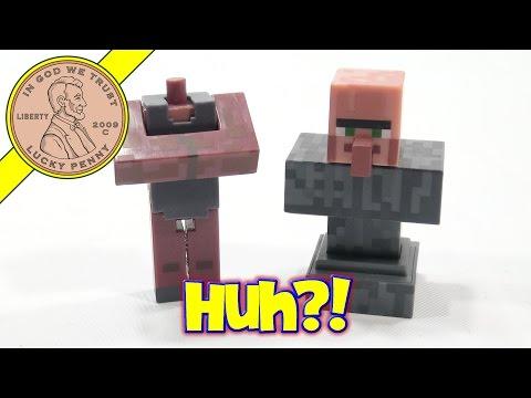Minecraft Blacksmith Villager Series 2 Figure - Anvil Head?