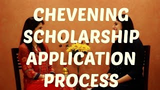 Chevening Scholarship Application Process Chet Chat