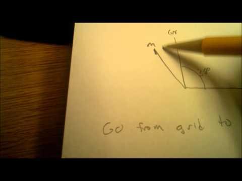 Land Nav   grid to magnetic