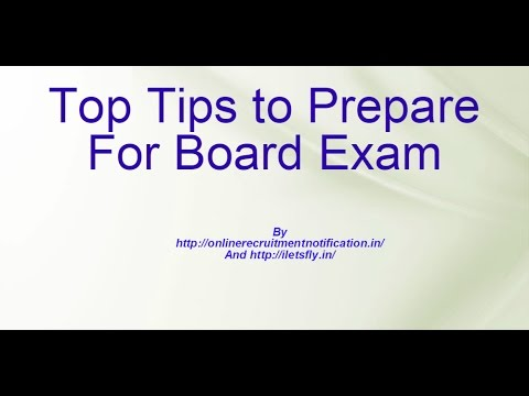 Exam Preparation Tips 2018, How to Score High Marks in Exams 2018
