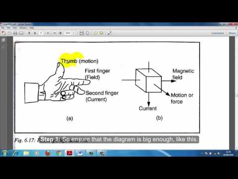 1 How to use microsoft word to draw a diagram