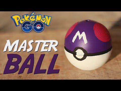 How to Make a Master Ball (Pokemon GO)
