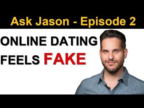 Online Dating Feels Fake | Ask Jason - Episode 2