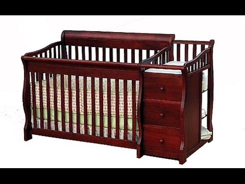 Can You Remove The Drawers from Sorelle Princeton 4-in-1 Convertible Crib With Changer