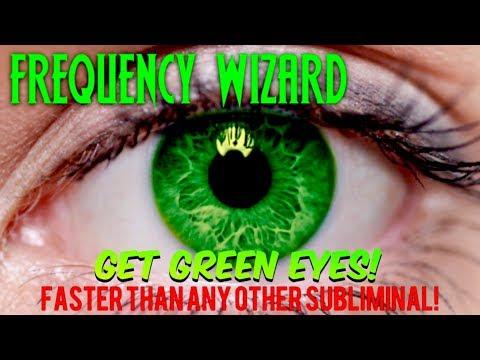 ⚡️GET GREEN EYES FASTER THAN ANY OTHER SUBLIMINAL! BIOKINESIS BINAURAL BEATS MEDITATION HYPNOSIS