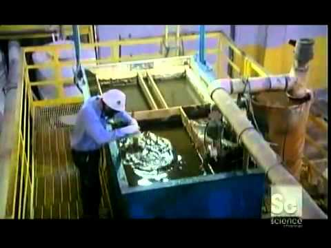 How It's Made, Recycling Car Batteries.