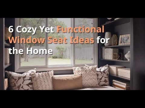 6 Inspirational Window Seat Ideas
