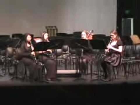 Clarinet Quartet: Licorice Stick Suite