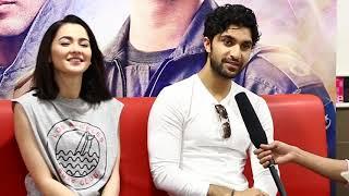HANIA AMIR & AHAD RAZA MIR | Parwaaz Hai Junoon |