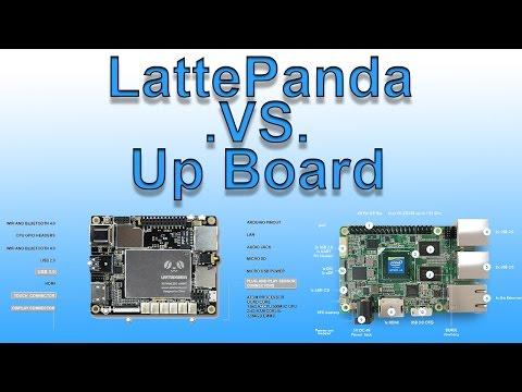 LattePanda VS The Up Board