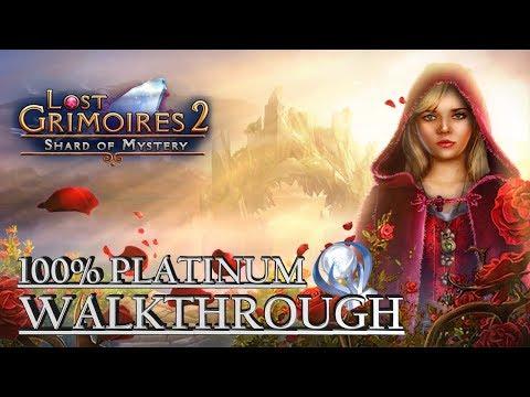 Lost Grimoires 2: Shard Of Mystery Platinum Walkthrough - Trophy & Achievement Guide