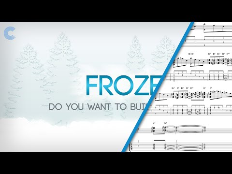 Flute - Do You Want to Build a Snowman - from Disney Frozen - Sheet Music, Chords, & Vocals