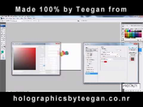 How to Edit Your Text on Photoshop CS3