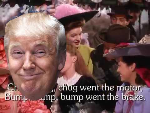 Bing Bing Bing Went the Trump-y