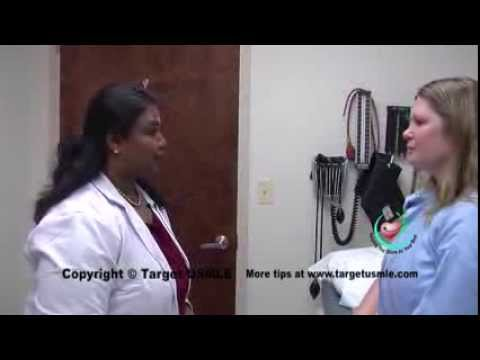 Target USMLE's CIS tip - Establishing Rapport with  the Patient
