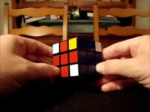 Solve Rubik's Cube without memorization - Part 4 - Understanding the basic commutator