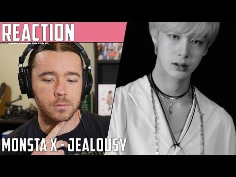 Monsta X(몬스타엑스) - Jealousy(젤러시) MV Reaction
