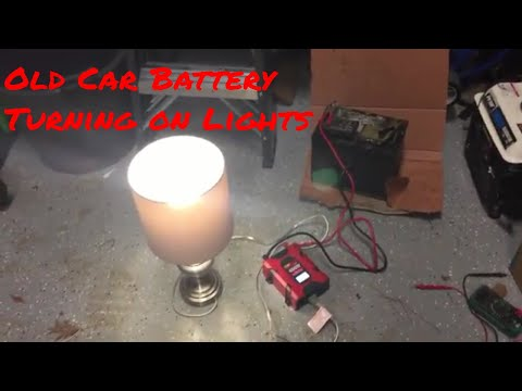 Do You Drive a Car? Well you HAVE a generator!  Watch this!