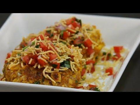 Cheese Corn Tikki - Aloo Corn Tikki/Cutlets - Street Style Corn Potato Patties Chaat  By Ajay Chopra