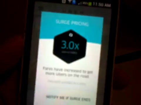 Uber, Ola overcharging customers - Taxi for sure should be named as