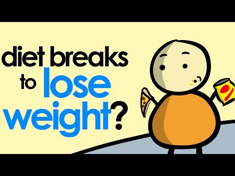 Diet Breaks: Helps You Lose Weight?