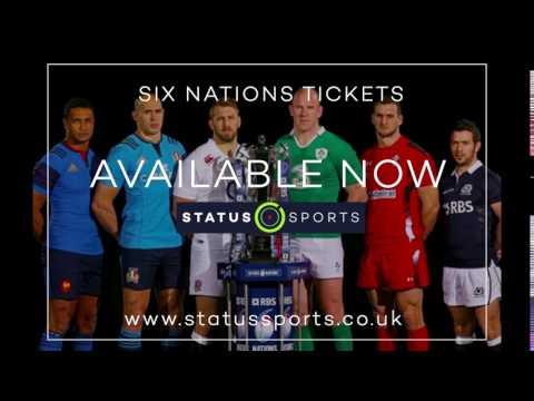 Six Nations Tickets 2017 | Ticket Only & Twickenham Stoop Hospitality