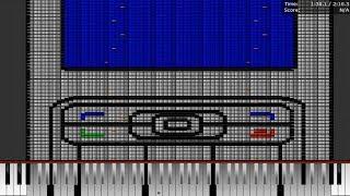 Dark MIDI - BACKPACKER NOKIA N73 Ringtone - 600,000 NOTES!!!
