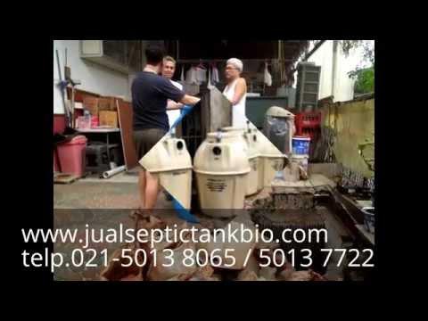 Bio Septic Tank, Septic Tank Fibreglass, Desain Septic Tank, Biofil Septic Tank