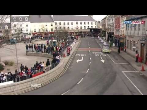 Donegal Town Stage-Rally Ireland 2009