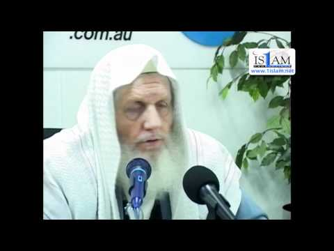 Muslim Man Marrying a Non-Muslim Women  |  Yusuf Estes