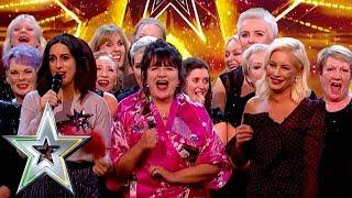 Inspiring cancer survivors choir Sea of Change get GOLDEN BUZZER! | Ireland's Got Talent