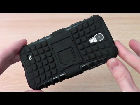 JKase Diablo Samsung Galaxy S4 Armour Case Review