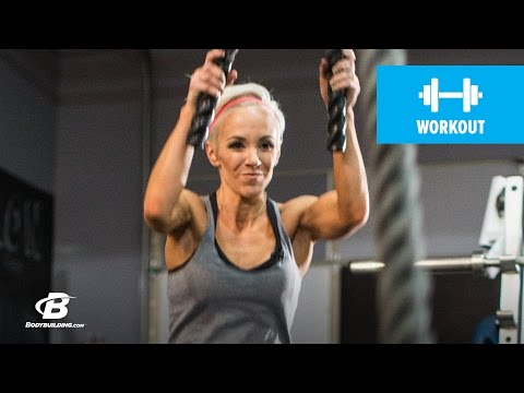 Jessie Hilgenberg's Power Plyo Workout | NLA For Her
