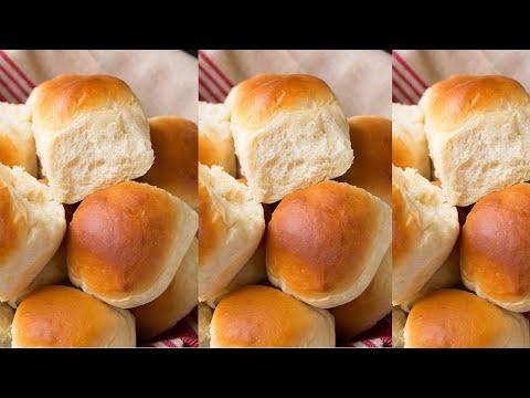 SOFT AND EASY EGG LESS DINNER ROLLS/SCONES