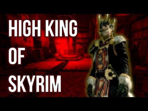 The High King of Skyrim - Skyrim Builds