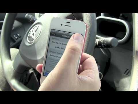 Find my Car Smarter Bluetooth 4.0 hands on!