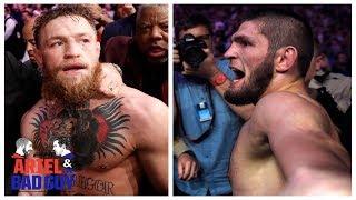 Is Conor McGregor or Khabib Nurmagomedov to blame for UFC postfight chaos?  | Ariel & The Bad Guy