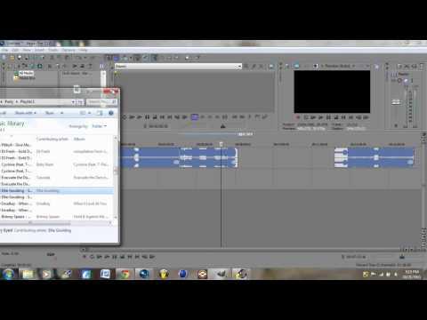 Sony Vegas Pro 11 Beginner Tips l Audio Editing Ep. 1 l Volume Control
