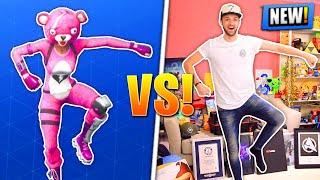 *NEW* Fortnite DANCES - REAL LIFE CHALLENGE!