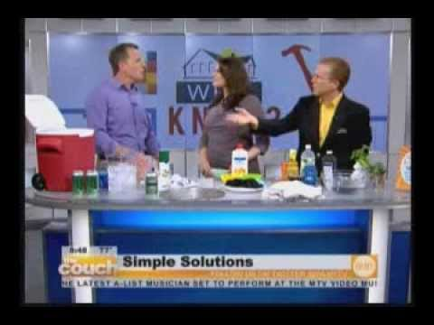 Keep Bugs Away from Your BBQ! - Who Knew? with Bruce Lubin on WLNY's