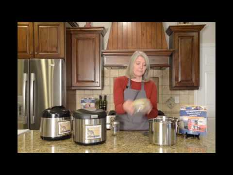 Introduction to Container Cooking in the Thermal Cooker