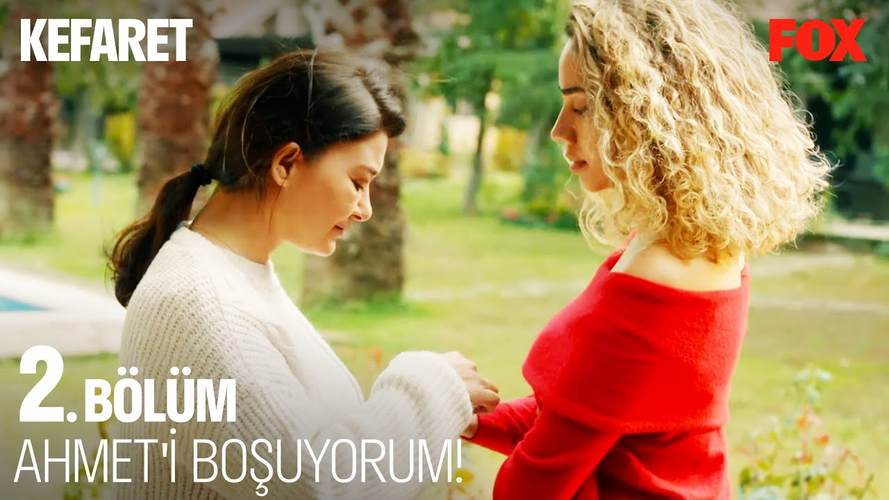 Zeynep'ten Meltem'e Tokat Gibi Hareket! - Kefaret 2. Bölüm
