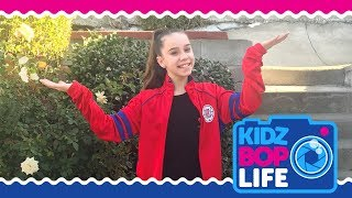 KIDZ BOP Life: Vlog # 14 - Dance Class with Liv